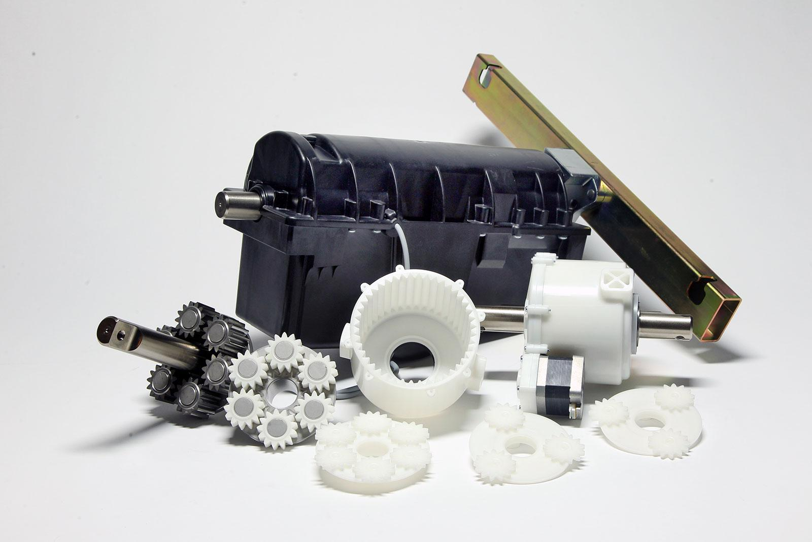 Seitz planetary gears and assemblies