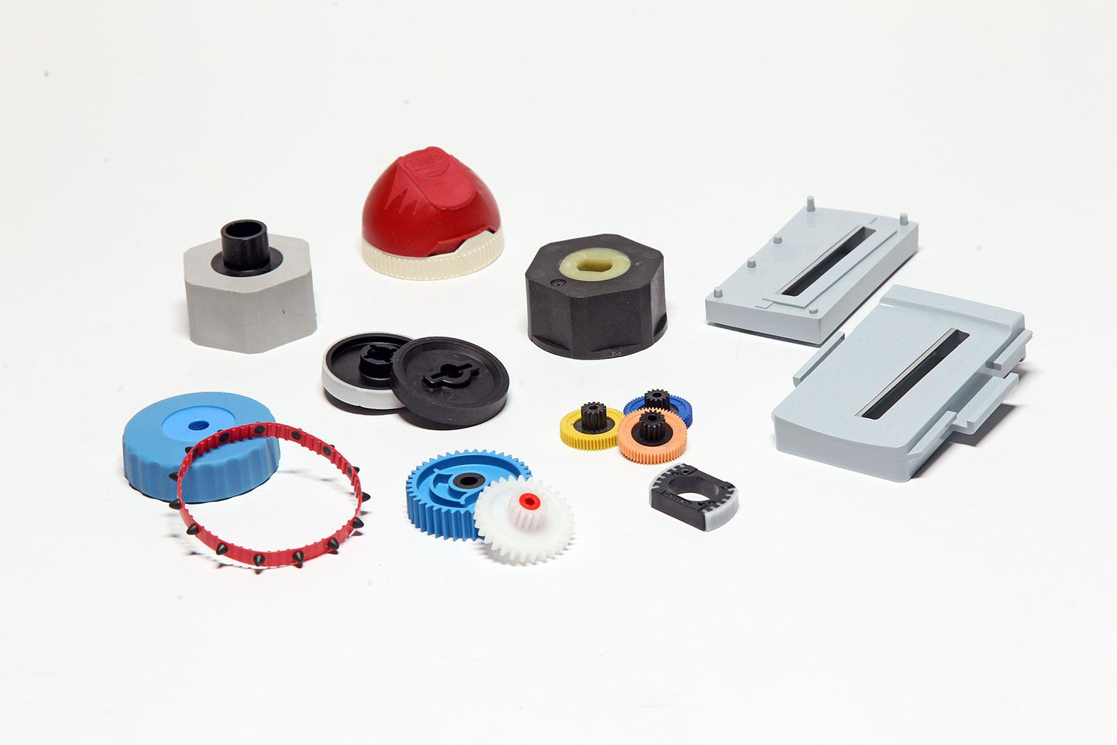 Seitz two-shot injection molding products