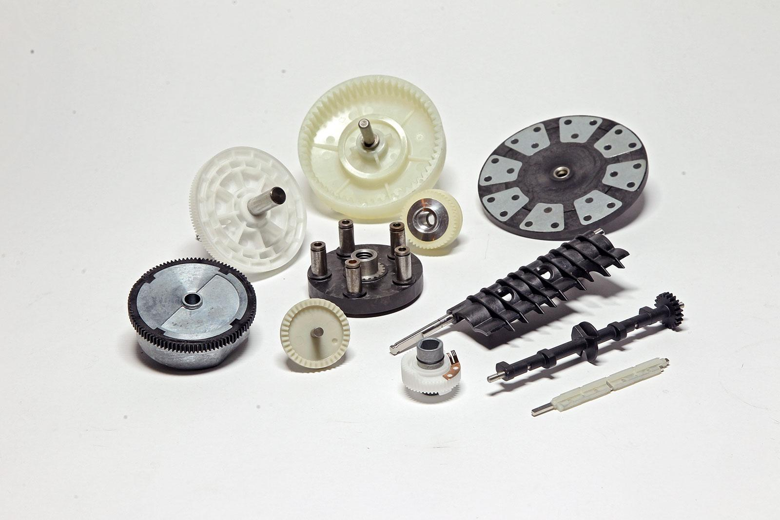 Seitz custom designed and engineered components